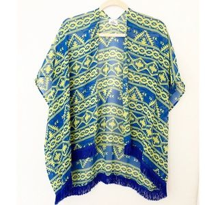 Josefina Boho Style OSFA Kimono